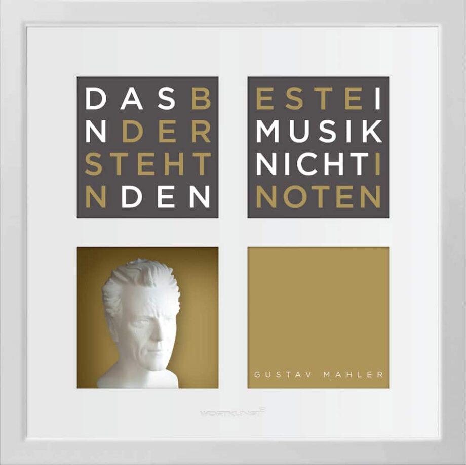 Ralf Birkelbach | Wortkunst | Gustav Mahler