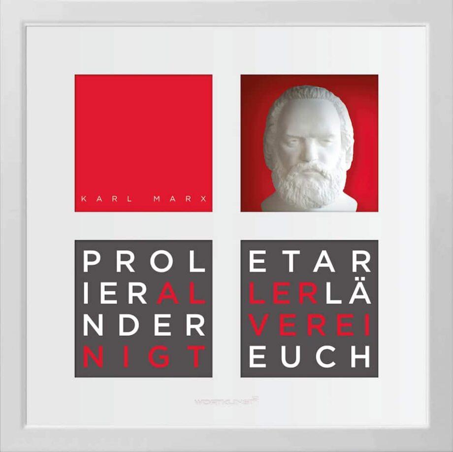 Ralf Birkelbach | Wortkunst | Karl Marx
