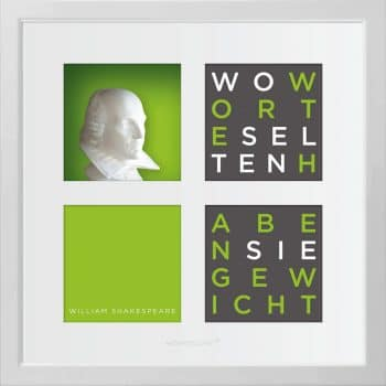 Ralf Birkelbach | Wortkunst | William Shakespeare