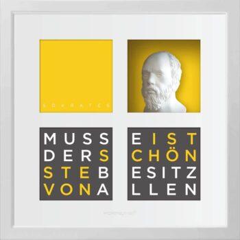 Ralf Birkelbach | Wortkunst | Sokrates
