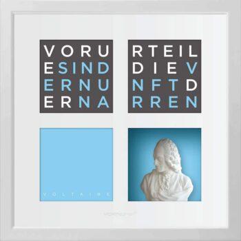 Ralf Birkelbach | Wortkunst | Voltaire