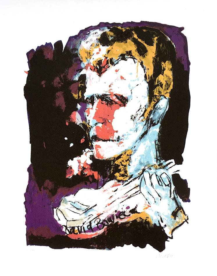 Armin Mueller-Stahl David Bowie