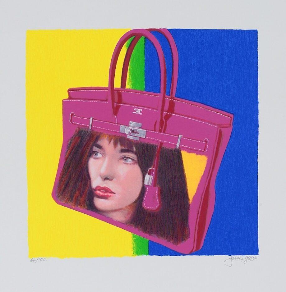 James Francis Gill Birkin Bag