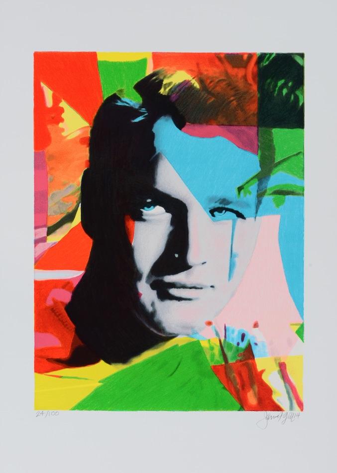 James Francis Gill Paul Newman 3