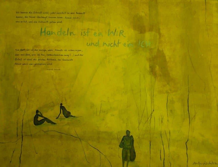 Antje Wichtrey | Handeln ist ein WIR und nicht ein ICH