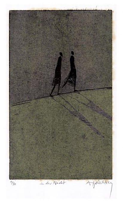 Antje Wichtrey | In der Nacht