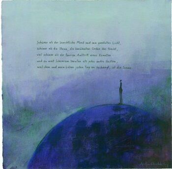 Antje Wichtrey | Schöner als der beachtliche Mond und sein geadeltes Licht
