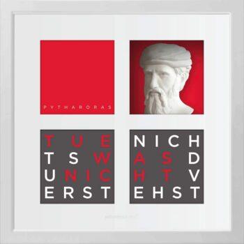 Ralf Birkelbach | Wortkunst | Pythagoras