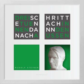 Ralf Birkelbach | Wortkunst | Rudolf Steiner