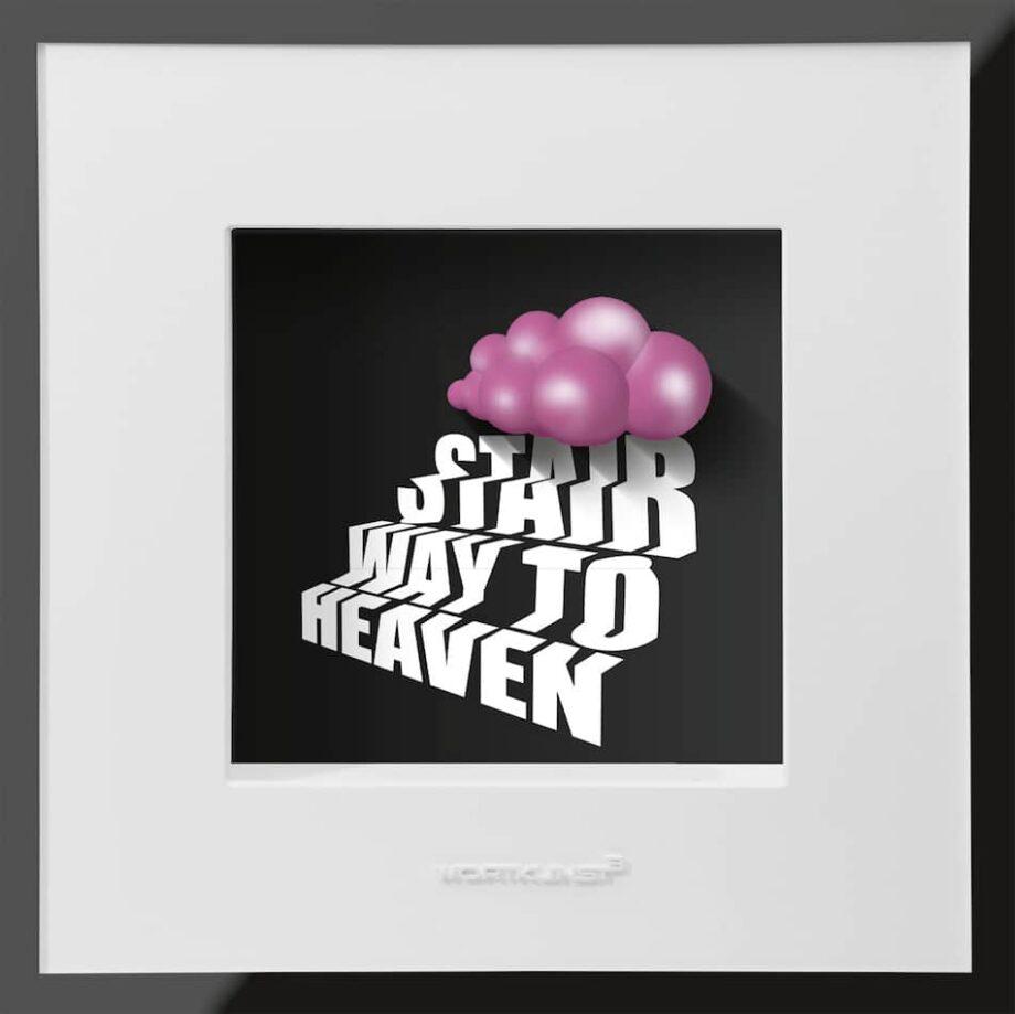 Ralf Birkelbach   Wortkunst   Stairway to Heaven