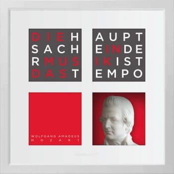 Ralf Birkelbach | Wortkunst | Wolfgang Amadeus Mozart
