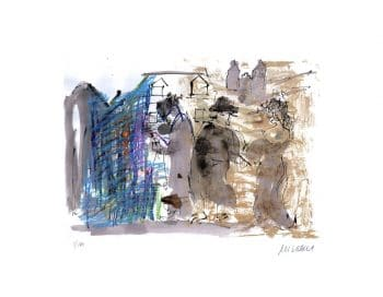 Armin Mueller-Stahl | Buddenbrooks - Spaziergang durch die Stadt