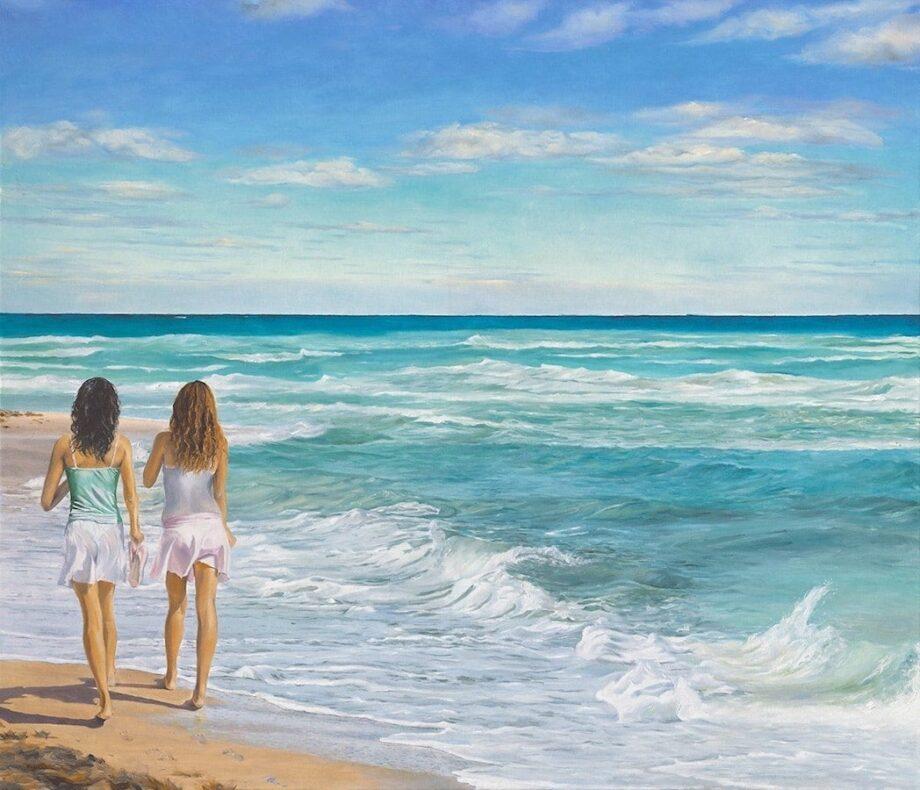 Christian Sommer Chicas en La Playa