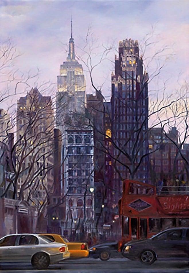 Christian Sommer | New York Empire