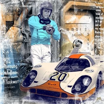Devin Miles Le Mans
