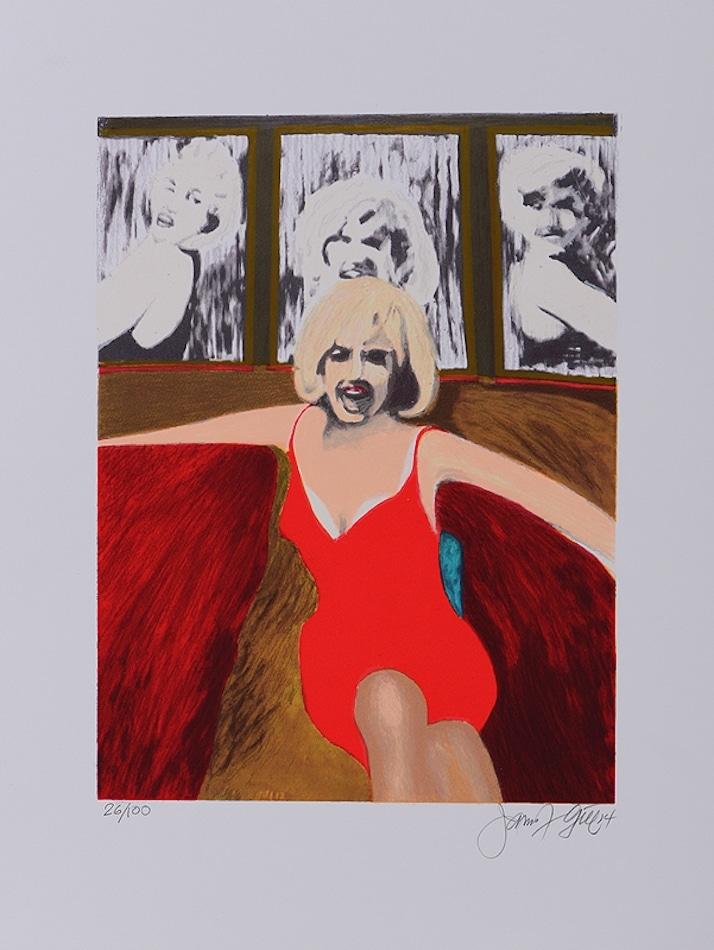 James Francis Gill Marilyn Golden Anniversary