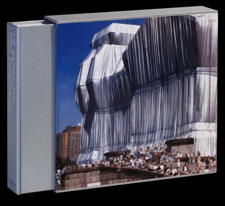 Christo und Jeanne-Claude | Verhüllter Reichstag