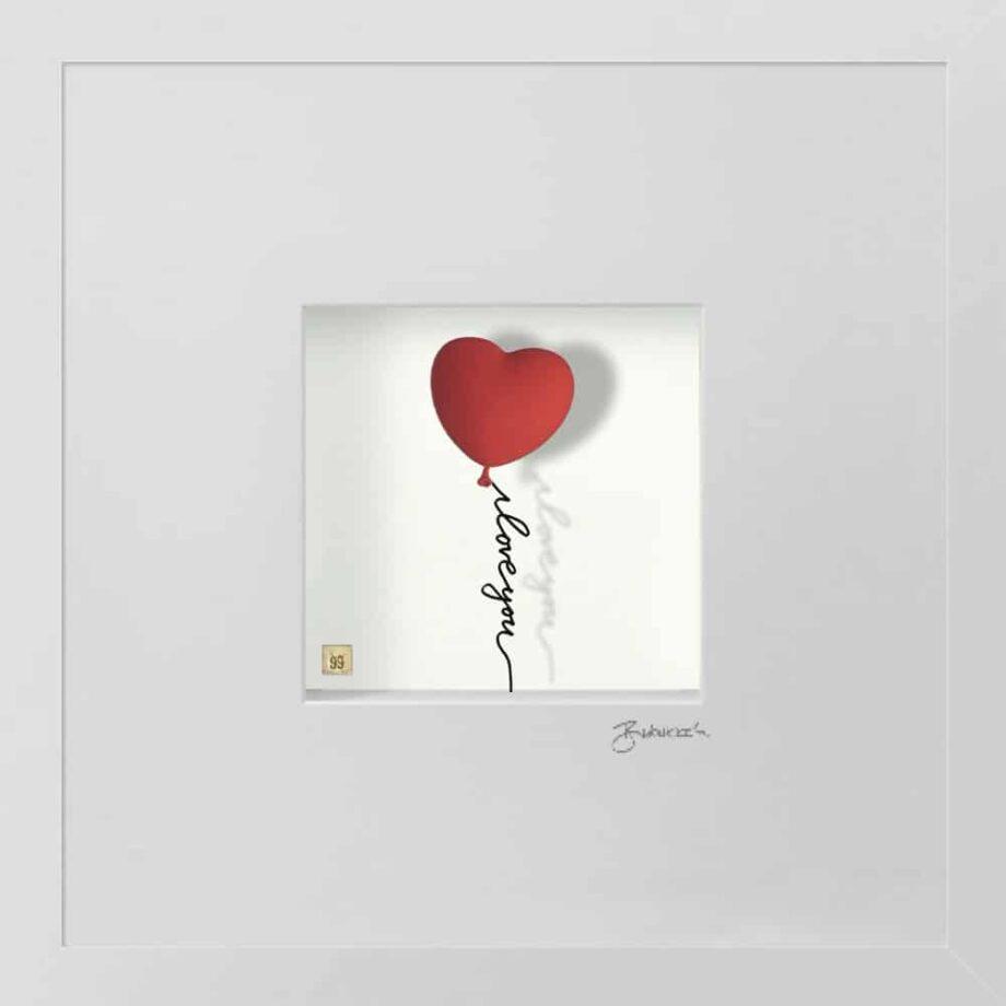 Ralf Birkelbach | Wortkunst | I love you