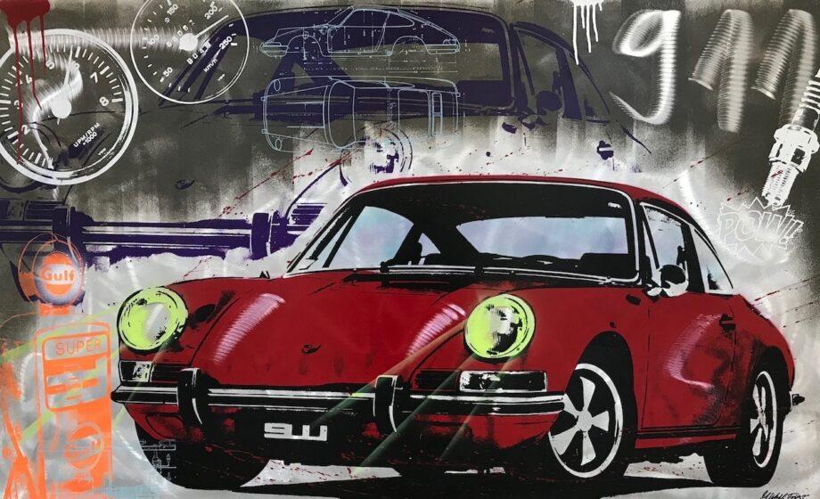 Michel Friess Porsche 911 Legend