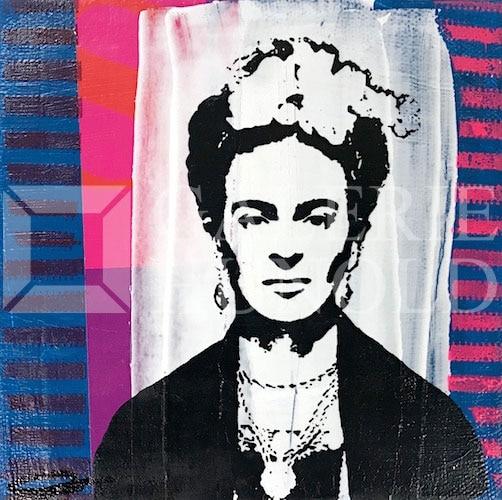 Anna Flores Little Icon - Frida Kahlo