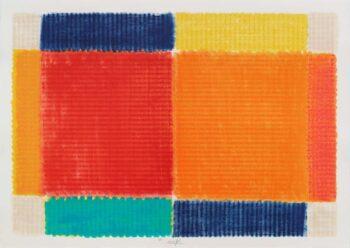 Heinz Mack Die Temperatur der Farben