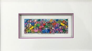 James Rizzi | My busy city traffic jam