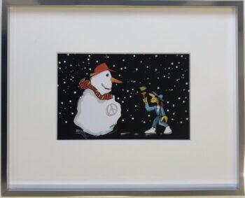 Udo Lindenberg Die Nachtigall und der Schnee-Män