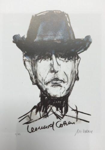 Armin Mueller-Stahl | Leonard Cohen - I'm Your Man