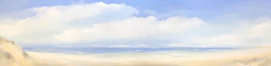 Leander | Seestück 40x160