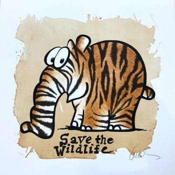 Otto Waalkes Save the Wildlife
