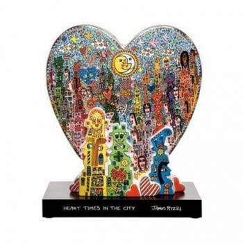 James Rizzi | Heart Times in the City