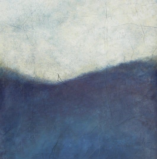 Antje Wichtrey | Ich bleibe bis das Meer dunkelblau ist