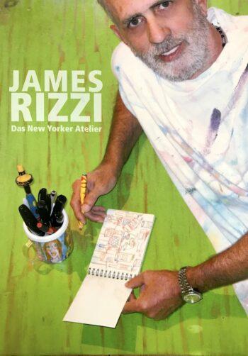 James Rizzi | Das New Yorker Atelier