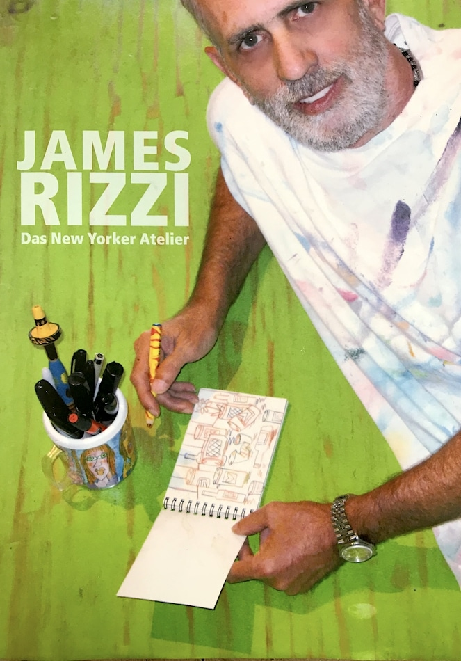 James Rizzi | Das New Yorker Atelier