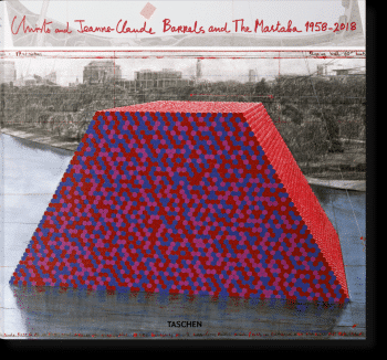 Christo and Jeanne-Claude | The London Mastaba