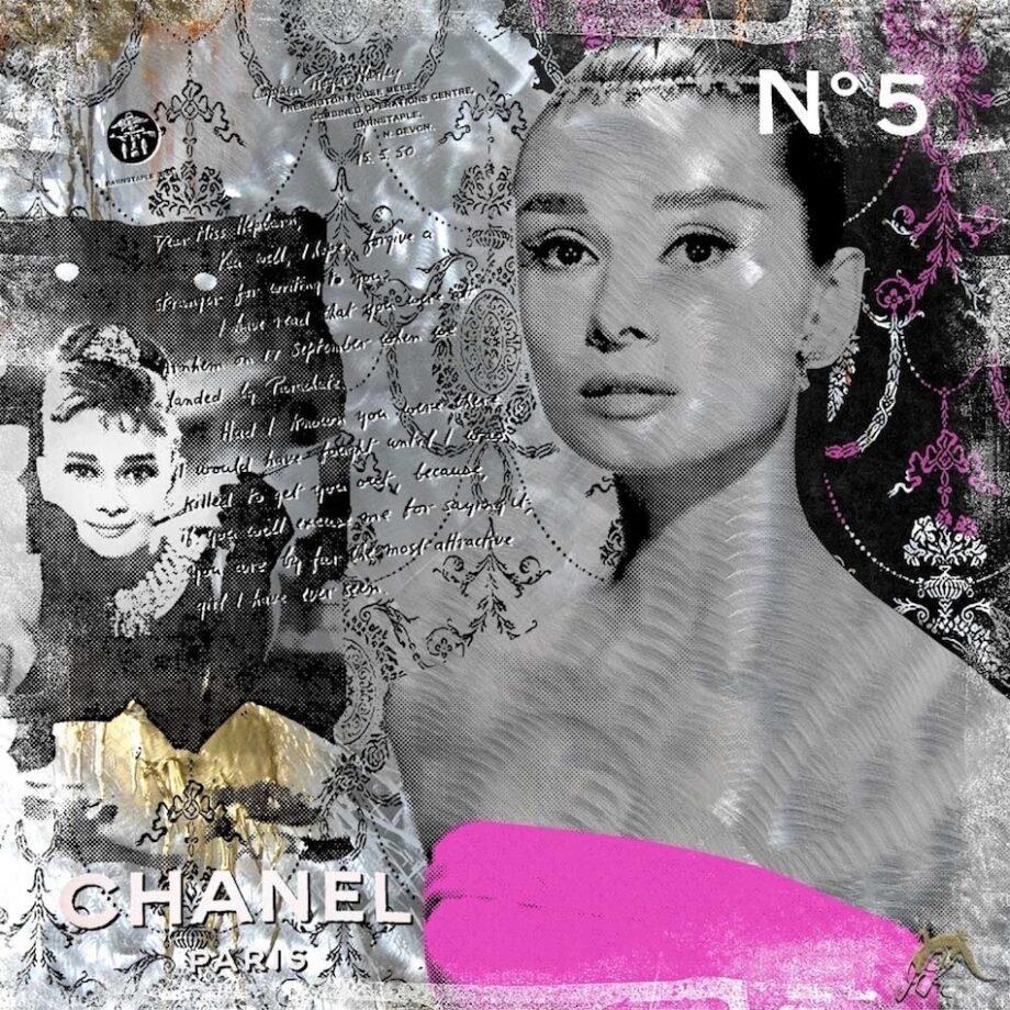 Devin Miles Hepburn Chanel