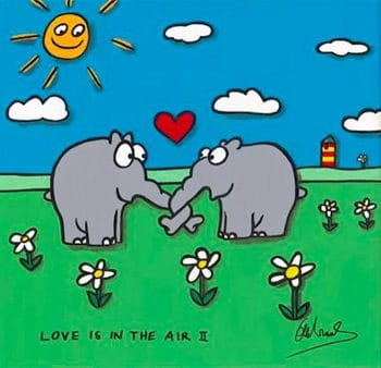 Otto Waalkes Love is in the air