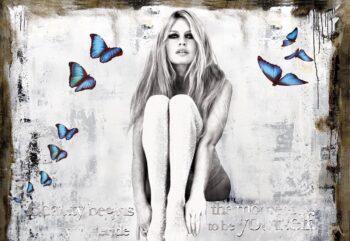 Devin Miles Butterflies 2