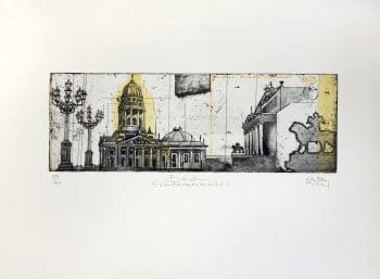 Stefan Becker | Berlin - Gendarmenmarkt II