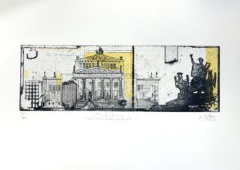 Stefan Becker | Berlin - Gendarmenmarkt III