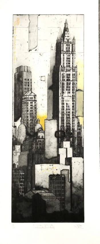 Stefan Becker | New York - Woolworth Building