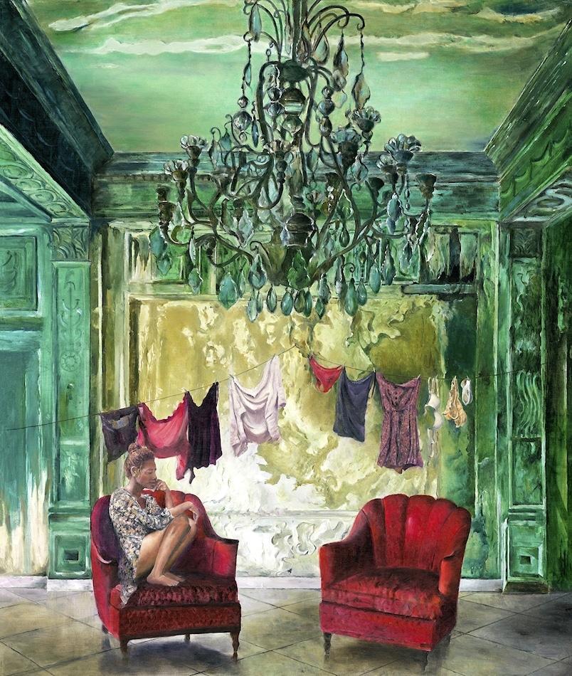 Christian Sommer Salon Verde