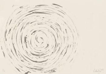 Günther Uecker | Huldigung an Hafez 1