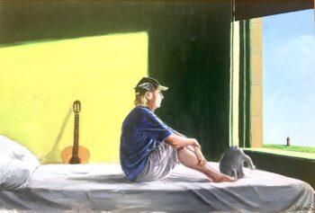Otto Waalkes | Sitting in the morning sun