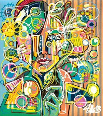David Tollmann | Happy Lady