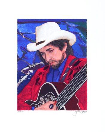 James Francis Gill Bob Dylan