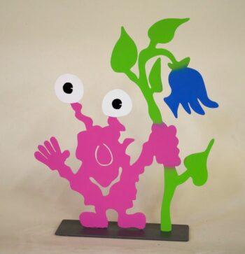 Patrick Preller Monster TOGO Glockenblume
