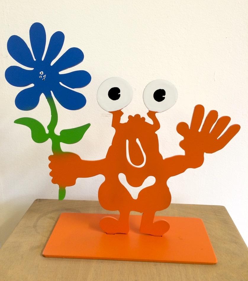 Patrick Preller Monsterkollege Floral
