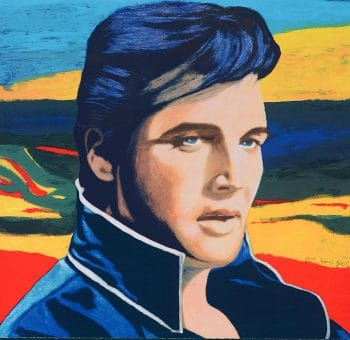 James Francis Gill Elvis