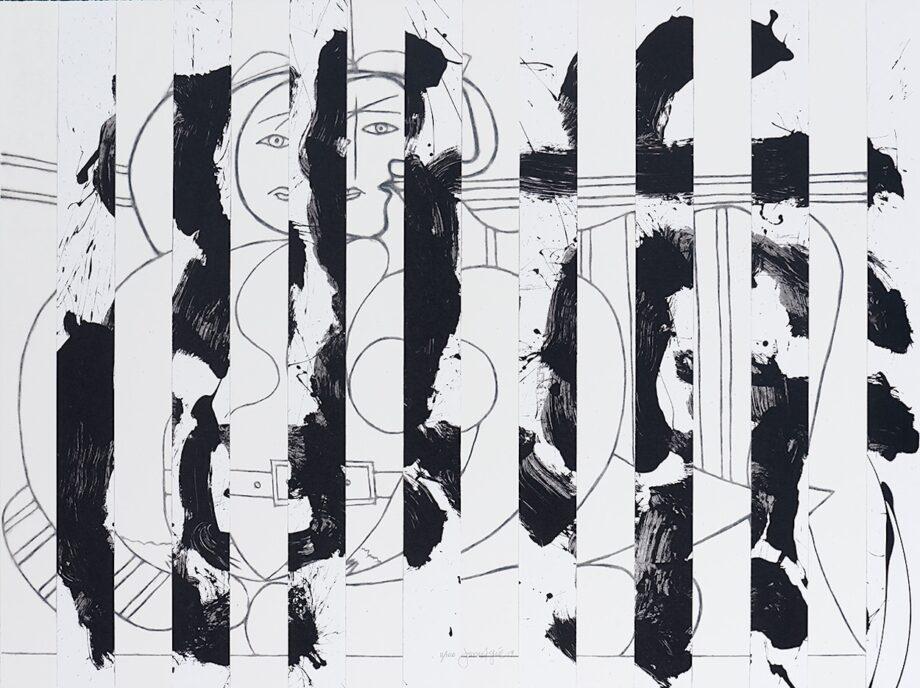 James Francis Gill Picasso Metamage